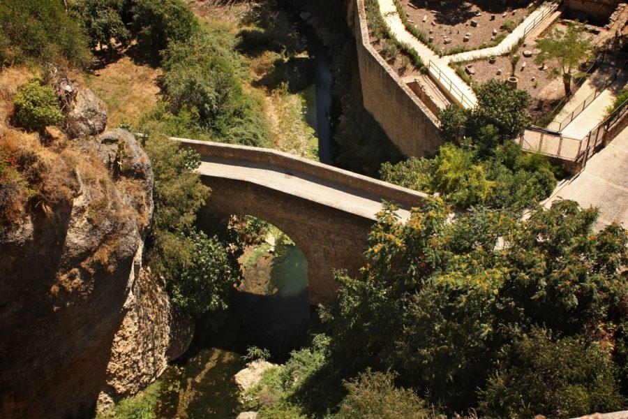 Podurile din Ronda, Andaluzia, Spania