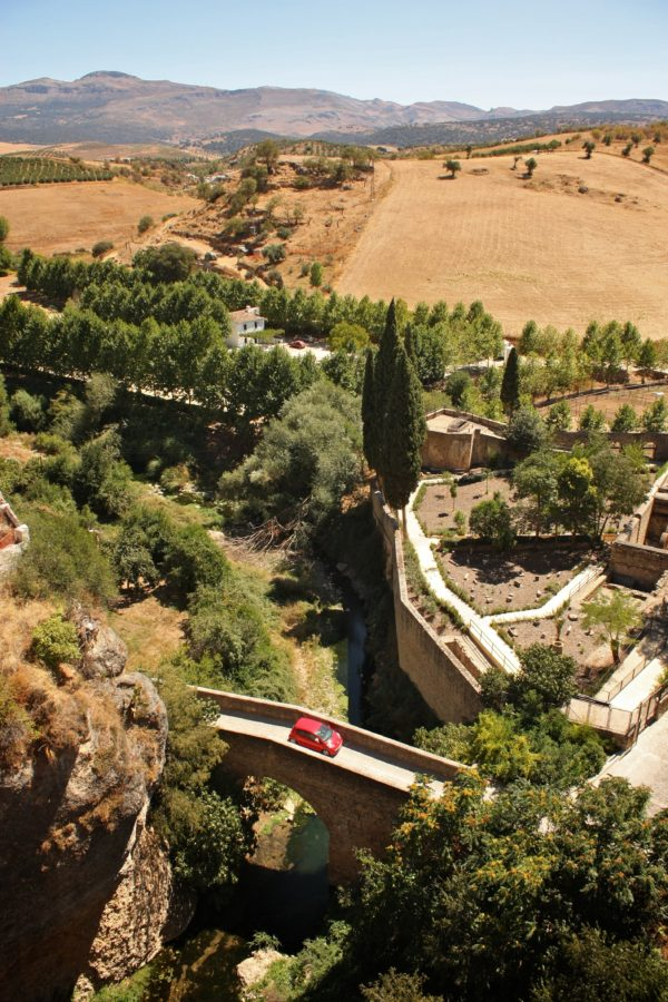 Ronda, Andaluzia, Spania