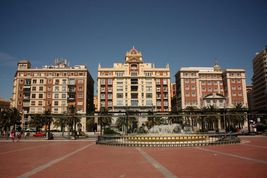 Malaga, Costa del Sol, Spania