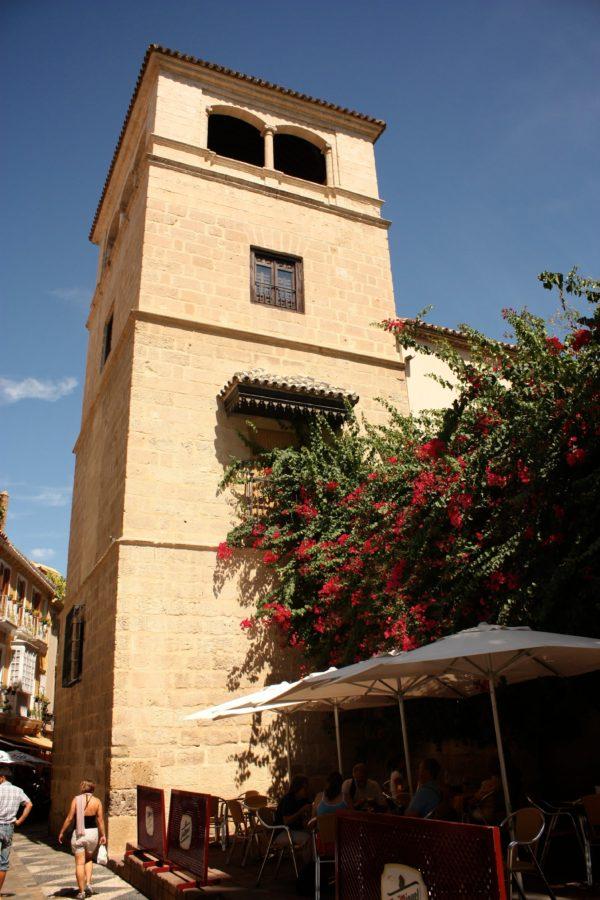 Clopotniță biserică, Sudul Spaniei, Costa del Sol, Malaga