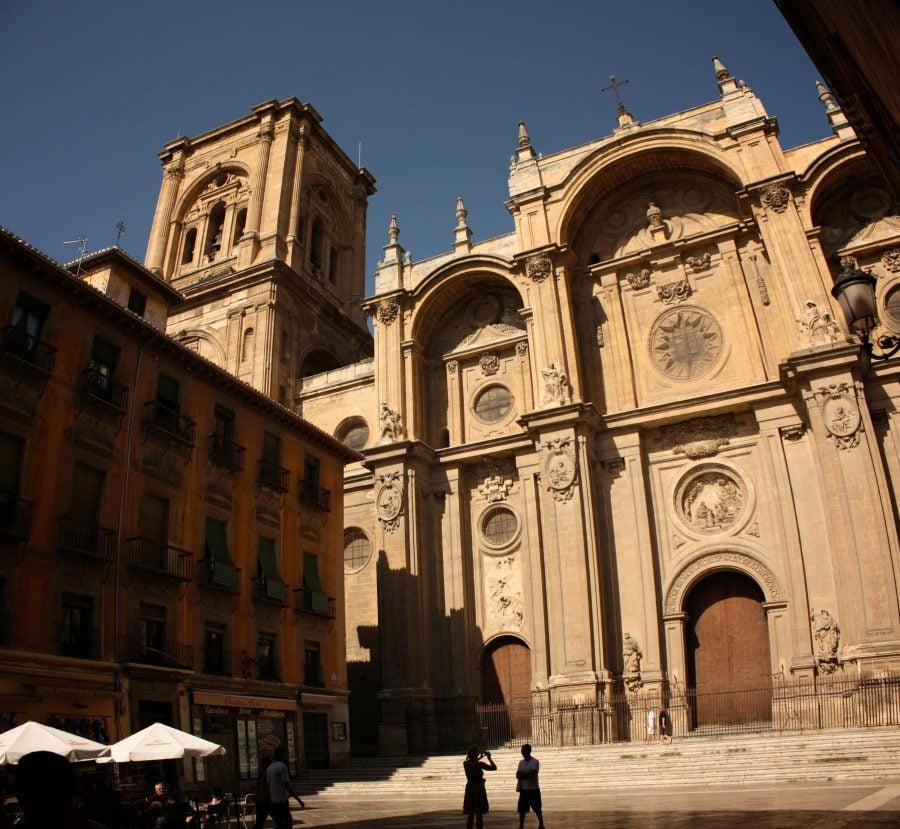 Catedrala din Granada, Andaluzia, Spania