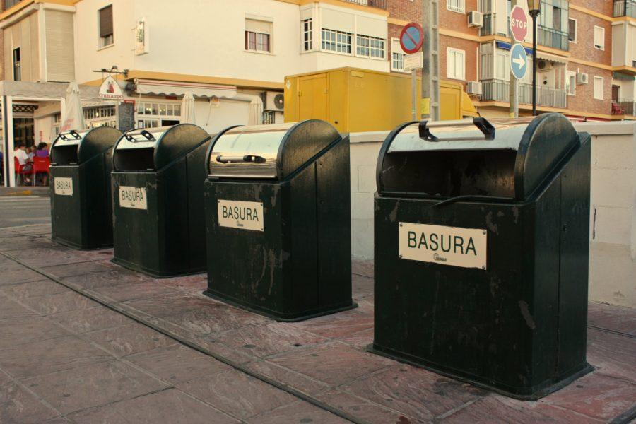 Depozitarea gunoiului în Spania