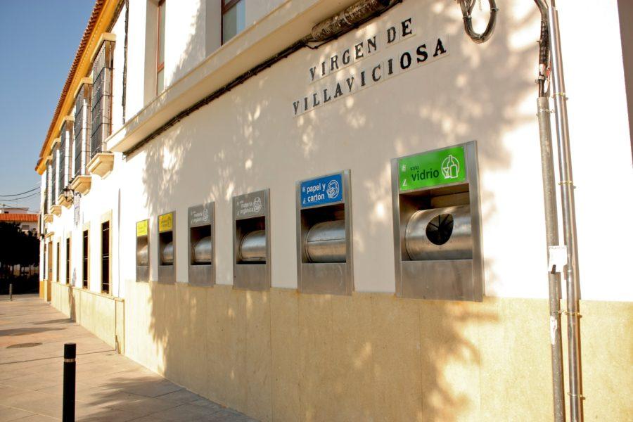 Metodă de colectare a deșeurilor reciclabile, Spania