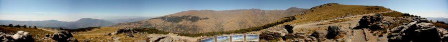 Muntele Mulhacen, Spania