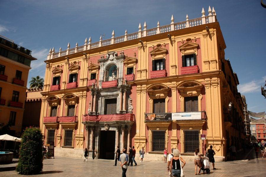 Muzeul Catedralei din Malaga, Spania