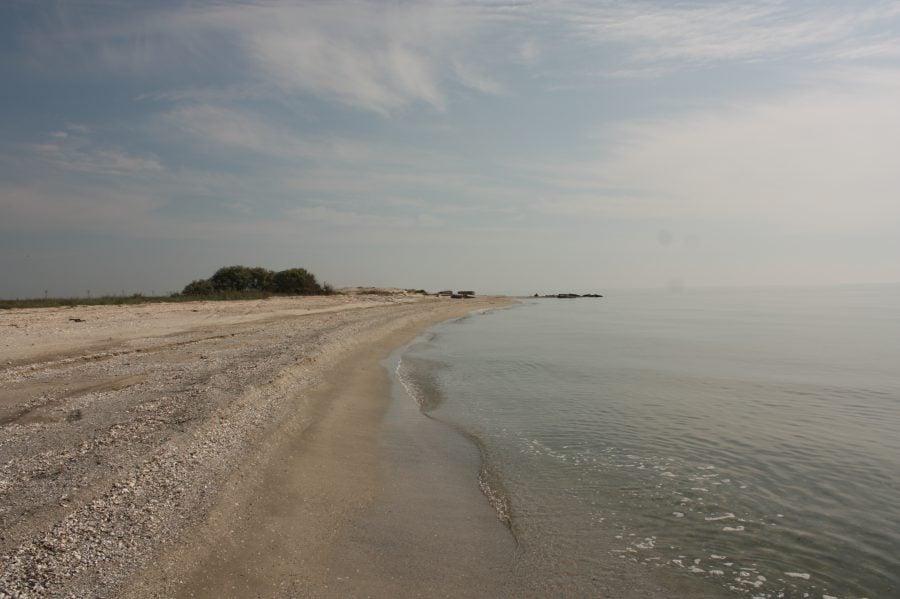 Plaja Vadu pustie
