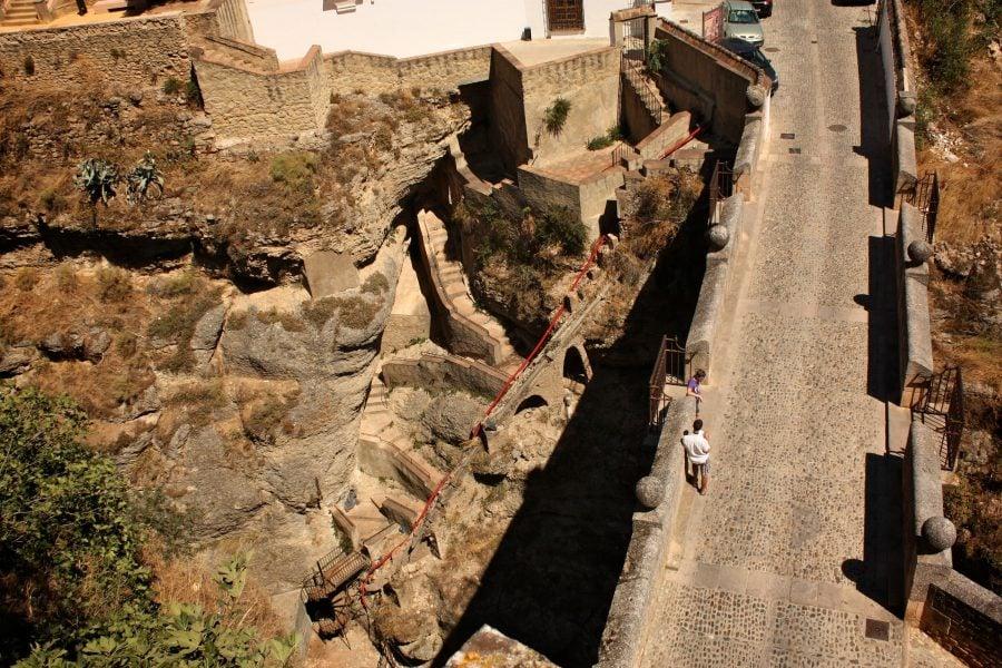 Podul Vechi din Ronda, Andalusia