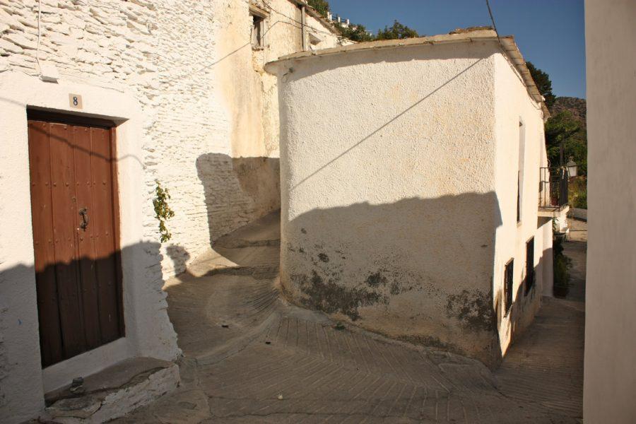 Strada tipica sat andaluzian, Spania