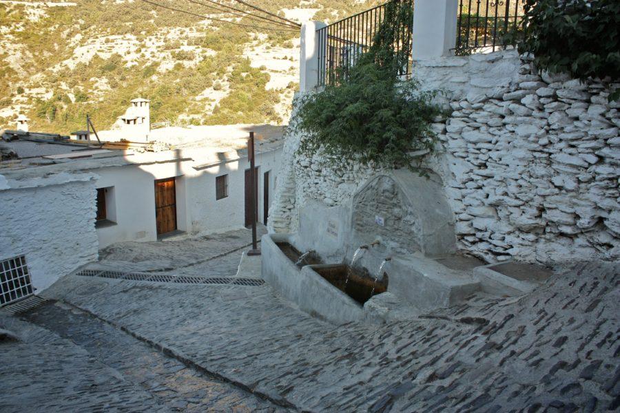 Vacanta de vara in Capileira, Alpujarra, Andaluzia