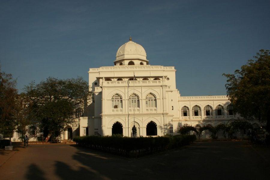 Muzeul (Memorial) Gandhi, Madurai, Tamil Nadu, India