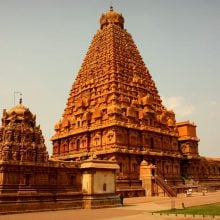 India, Thanjavur