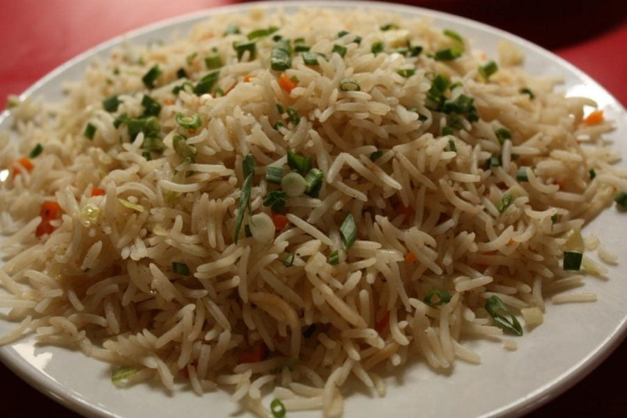 Vegetable Fried Rice, Tamil Nadu, India