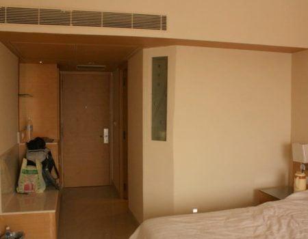 Hotel Krishna Inn - camera dubla 3, Tricky, Tamil Nadu, India