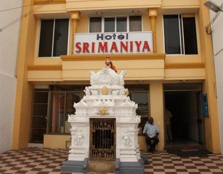 Hotel Sri Maniya, Kaniyakumari, Tamil nadu, India