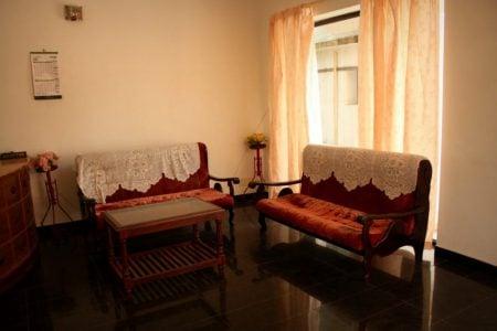 Receptia, Chalet Hotel Resorts, Kovalam, Kerala, India
