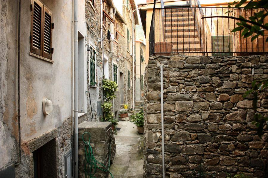 Corniglia, Cinque Terre, Liguria, Italia