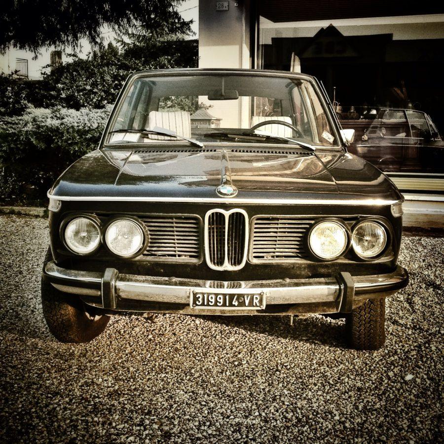 BMW vechi, de epocă