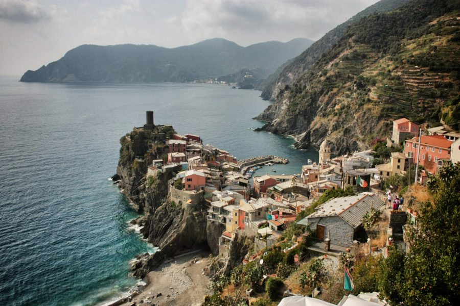 Vacanța de vară în Cinque Terre