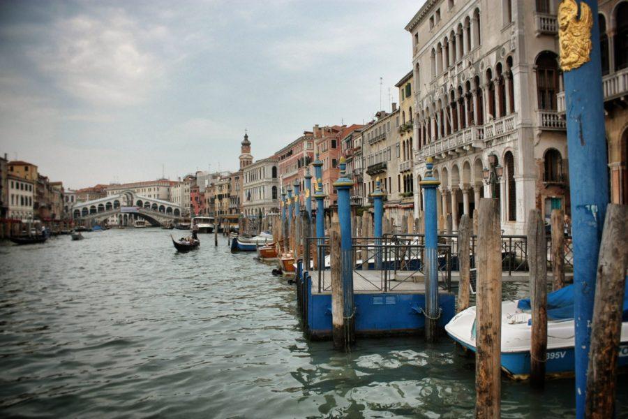 Canal Grande din Veneția, Italia