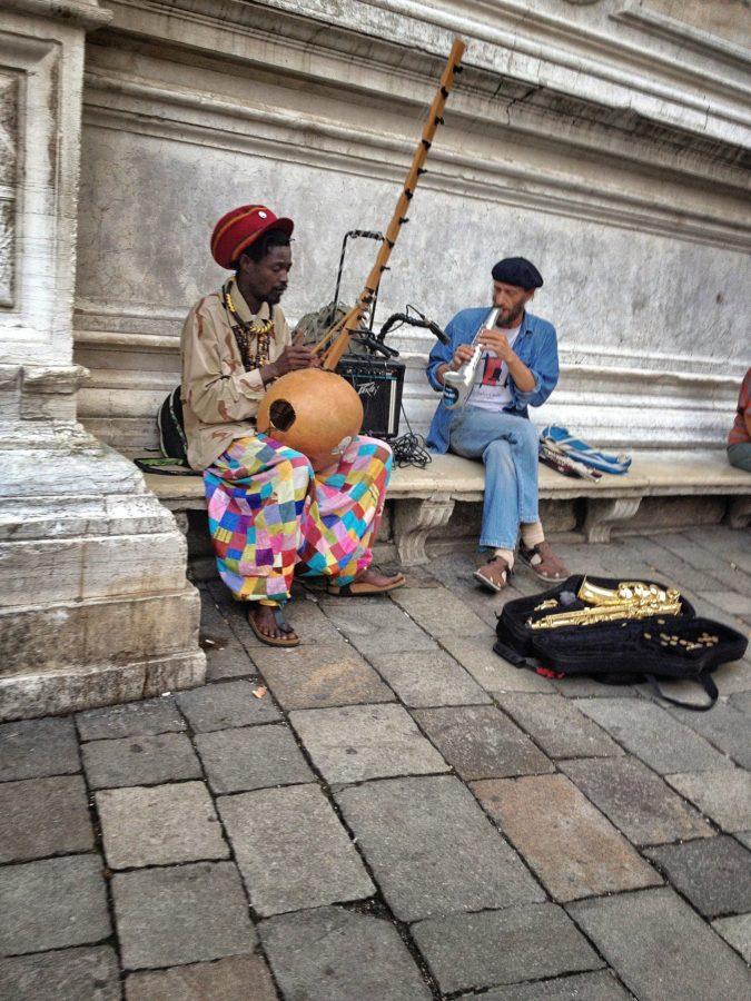 Trubaduri în Veneția