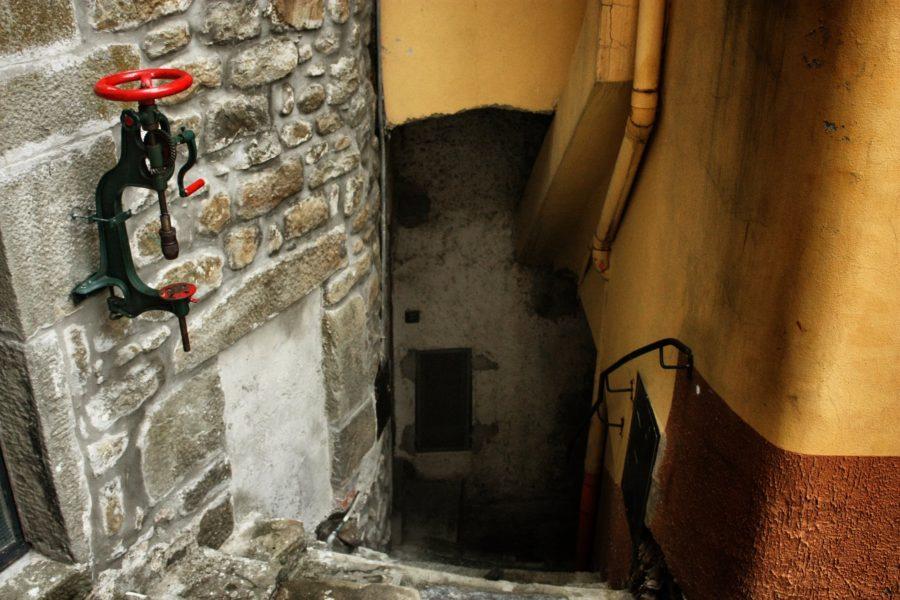 Atelier în Cinque Terre, Italia