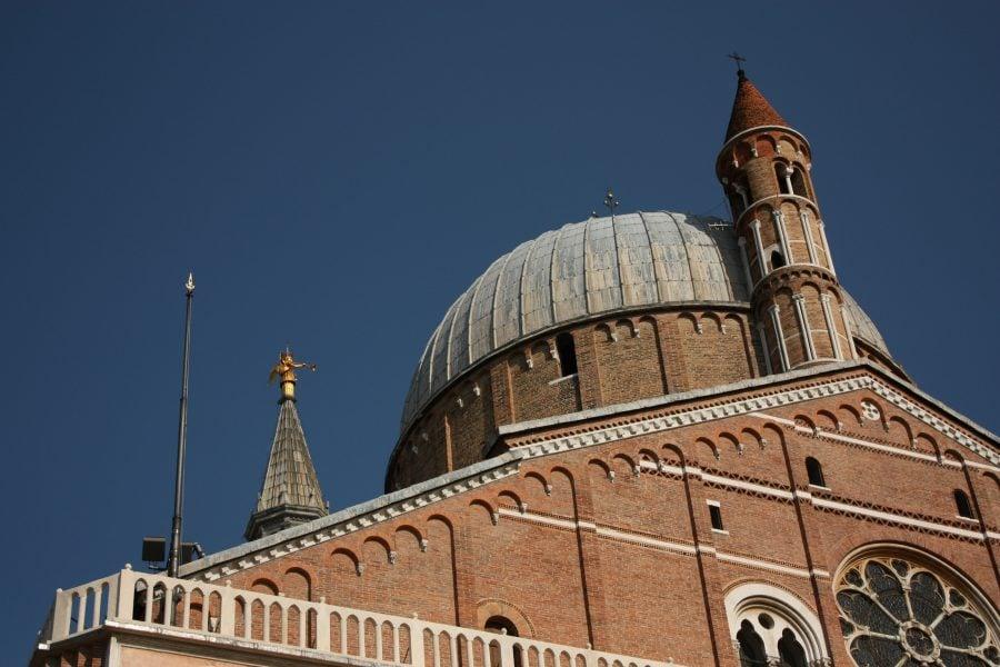 Basilica de Sant Antonio, Padova, Italia
