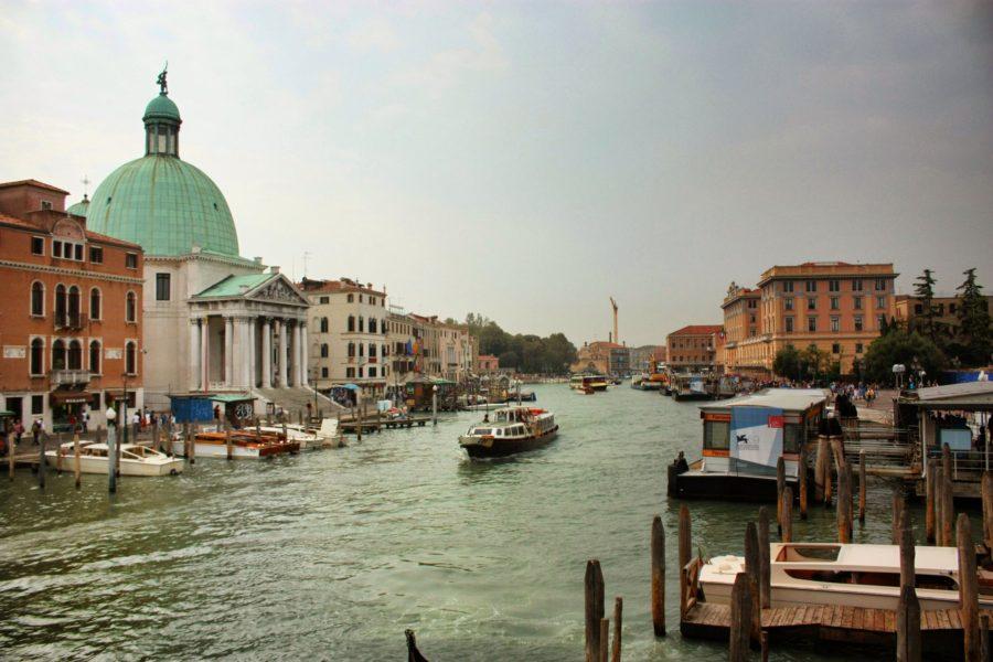 Canalul Mare din Veneția