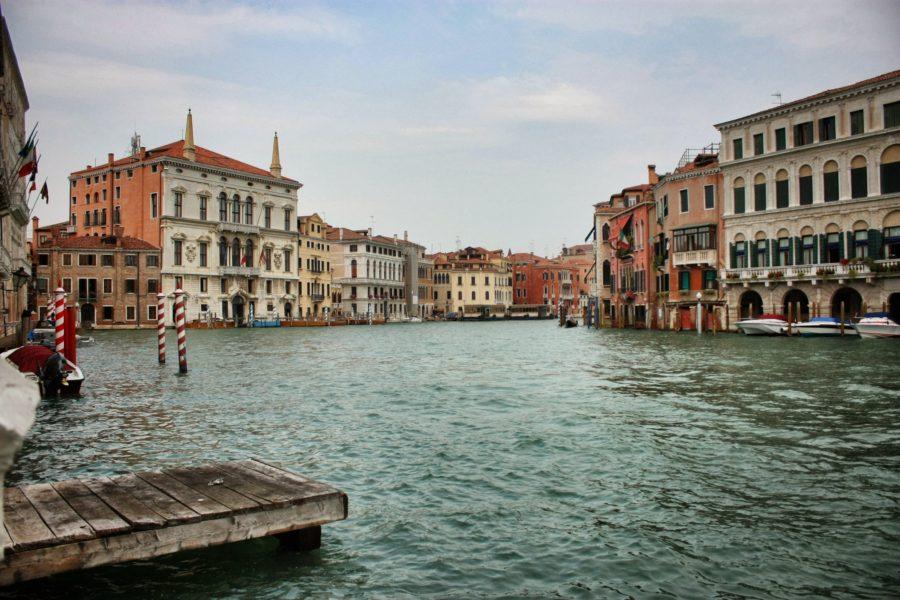 Canalul Principal din Veneția