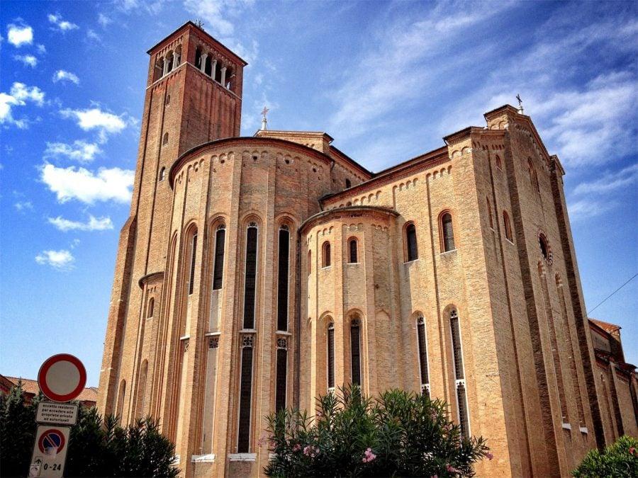 Catedrala San Nicolo în Treviso, Italia