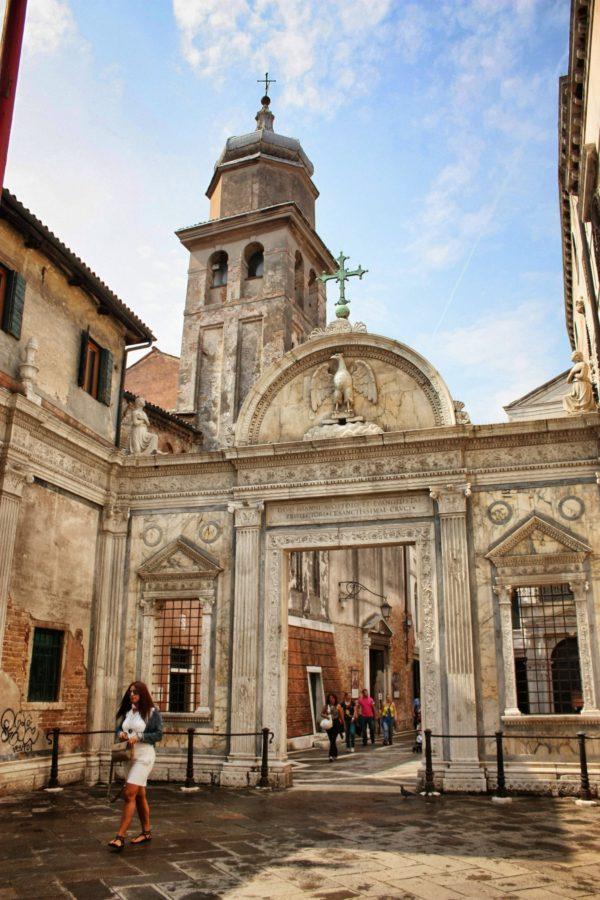 Clădiri venețiene