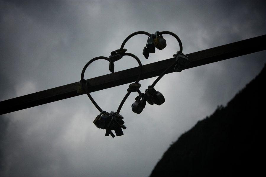 Via dell;Amore, Cinque Terre, Italia