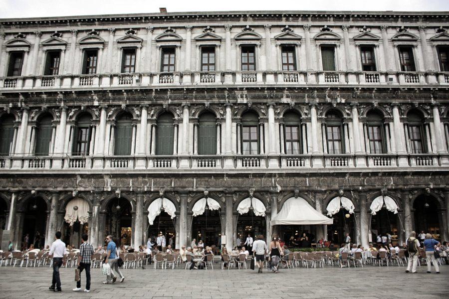 Piața San Marco, Veneția