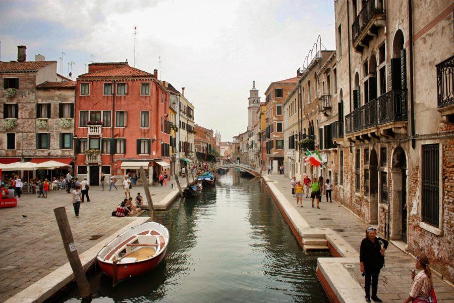 Plimbare prin Veneția