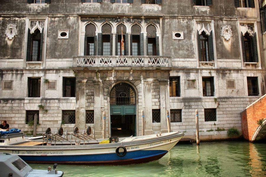 Veneția, rătăcire pe canale