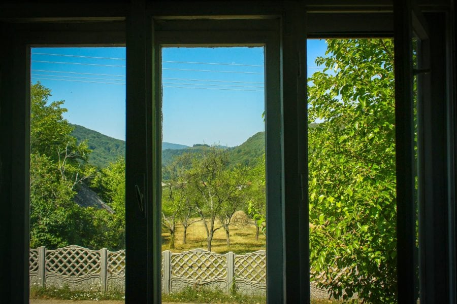Varful Rehac de la noi de la fereastra, Bigar, Caras Severin