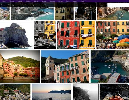 cautare pe flickr