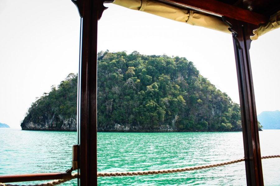 Croazieră la apus în arhipelagul Langkawi