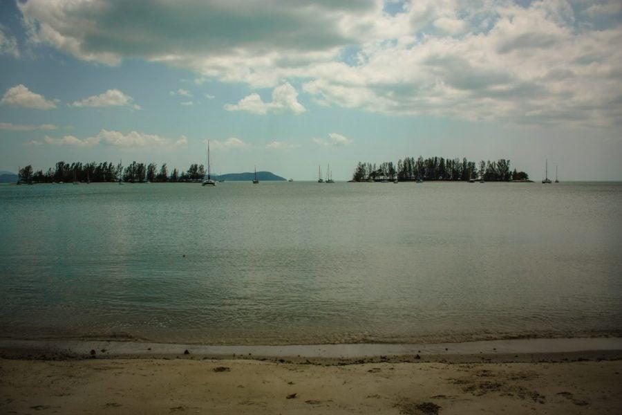 Pantai Kok in Langkawi