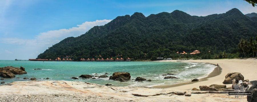 Plaja privată Berjaya din Langkawi