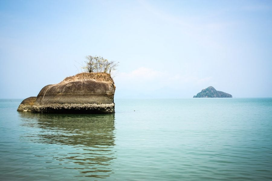 Poze din Black Sand Beach, Langkawi, Malaezia