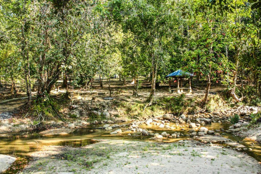 Parc în Langkawi, Malaesia