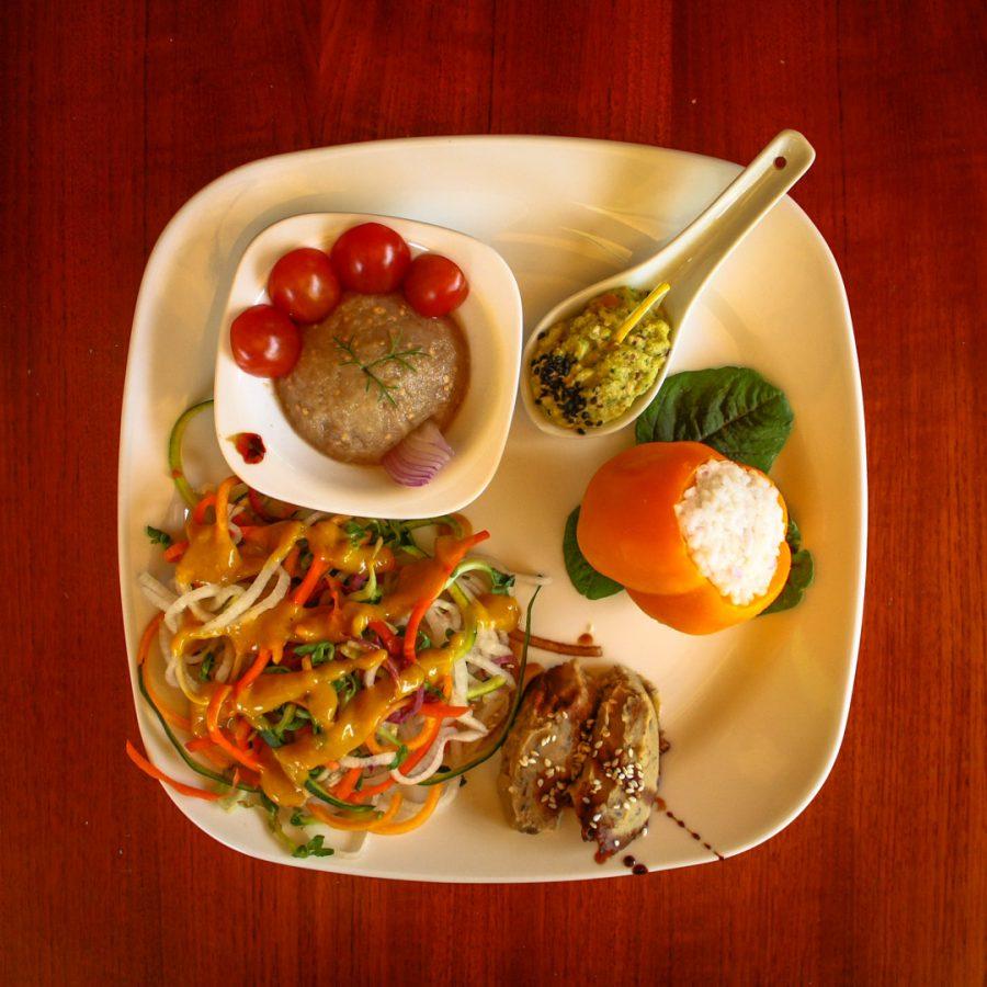 Prânz vegetarian