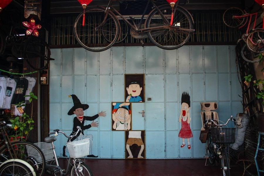 Penang Street Art - Puzzle
