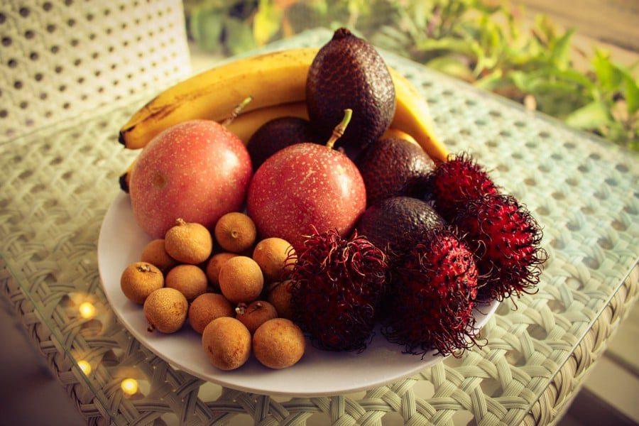 Fructe exotice Indonezia