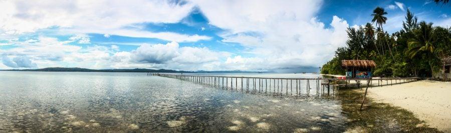 Insula Mansuar în Papua, Indonezia