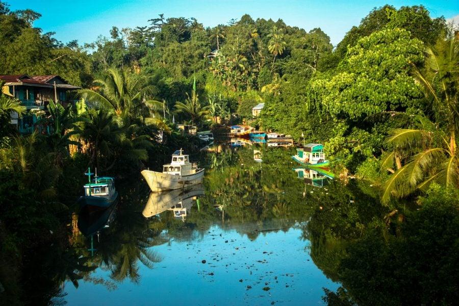 Râu în Sorong