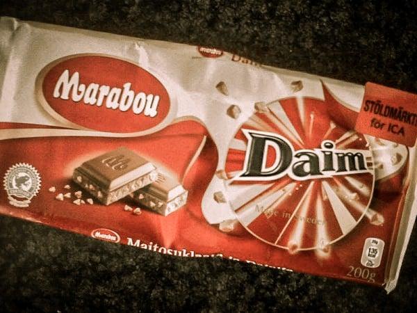 Ciocolată suedeză