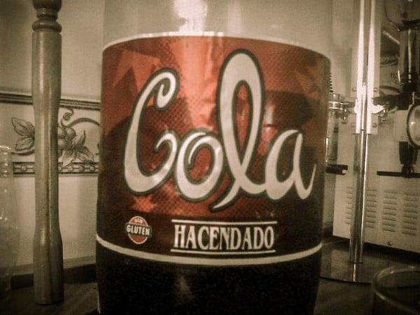 Cola de Spania