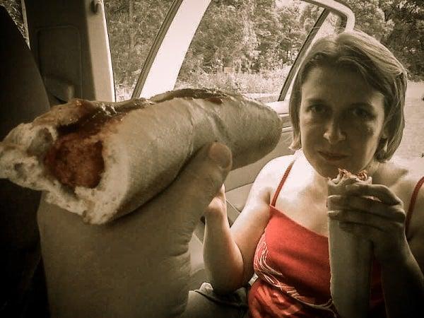 Foamea de hotdog