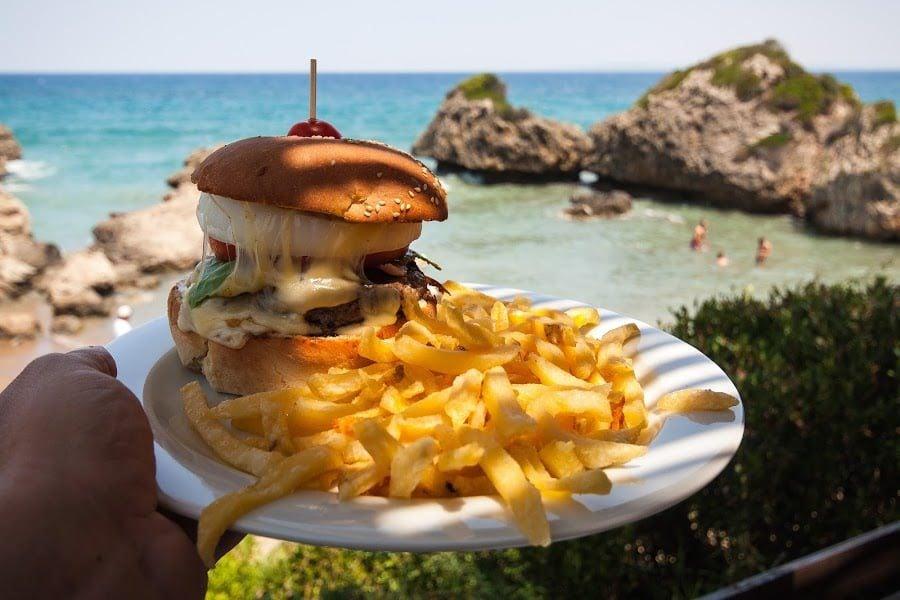 Burger mare